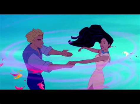 pocahontas colors of the wind disney song