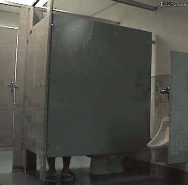bathroom stall tumblr handstand bathroom gif wifflegif