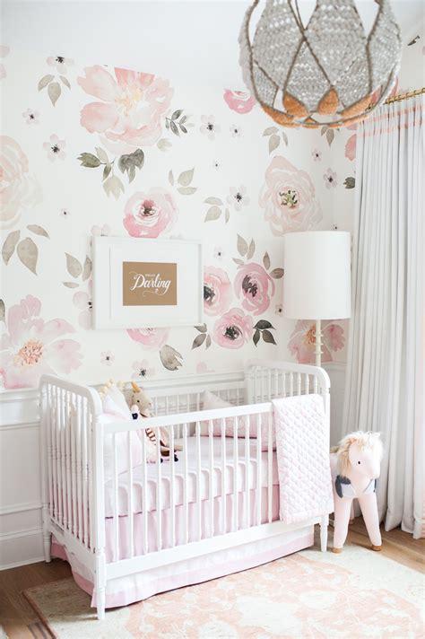 wallpaper in surprising spaces project nursery jolie wallpaper project nursery