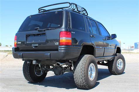 Custom 98 Jeep Grand 1998 Jeep Grand Custom Suv 184207