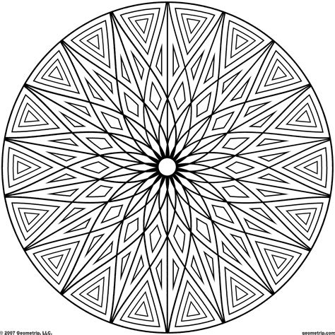 abstract geometric coloring page coloring pages abstract designs easy az coloring pages
