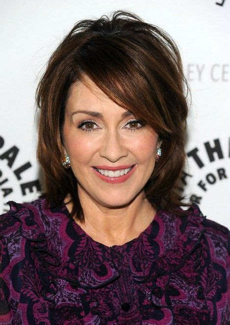 hairstyles for brunettes over 50 medium brunette hairstyle with side bangs for women over
