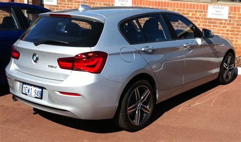 Bmw 1er F20 Wikipedia by File 2015 Bmw 118d F20 5 Door Hatchback 2016 02 11 Jpg