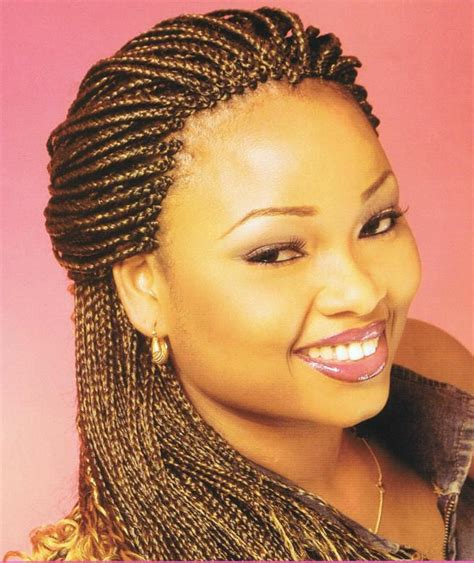 half head braids hairstyles 15 exquisite diy box braided hairstyles