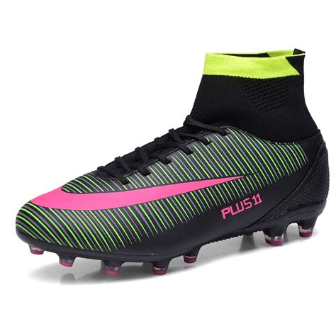 aliexpress buy plus size 39 46 mens outdoor football