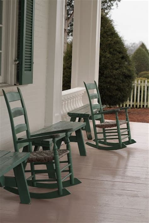 rocking chair front porch for the home