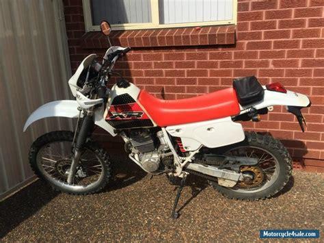 Honda Xr250 For Sale by Honda Xr250r For Sale In Australia
