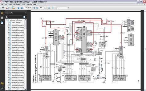 volvo v70 wiring diagram 2003 efcaviation