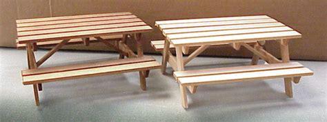 dollhouse outdoor garden furniture from fingertip