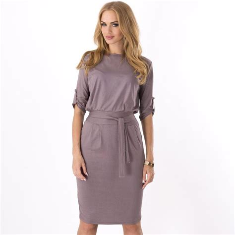 Autumn Casual Dress 25 casual dress autumn dress o neck vestido sleeve robe pencil dress office work