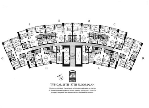 bellagio hotel floor plan the bellagio condos for sale megaworld fort