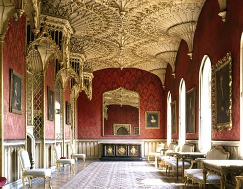 Strawberry Hill Interior by Carleton College Winter And Revival And Architecture Photo