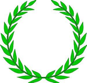 bayleaf kranz olive wreath clip at clker vector clip