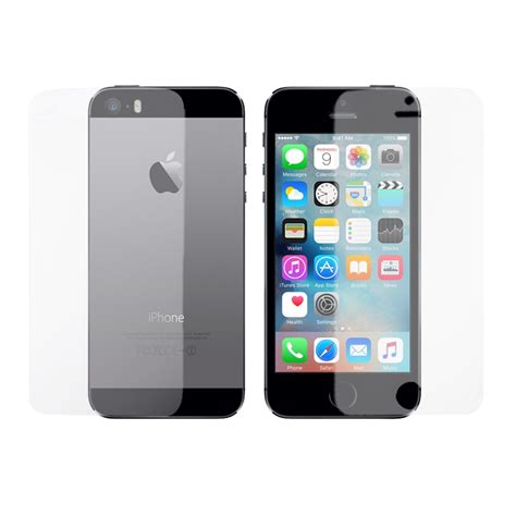 Iphone 5g On by 5 X Clear Front And Back Lcd Screen Protector Cover For