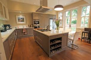 Decorating Ideas For Kitchen Islands Grey Country Kitchen Island Farmhouse Kitchen London