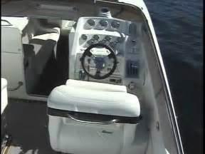 mid cabin bowrider boats hallett boats 300 t mid cabin bowrider youtube