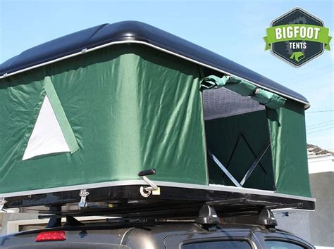 Roof Rack Tent by Shell Tacoma Roof Top Tent Black