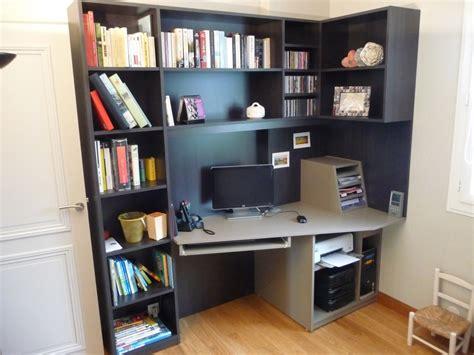 bureau bibliotheque