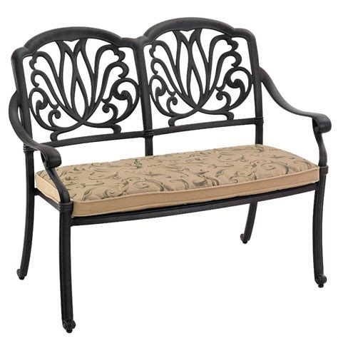 bench outlet uk amalfi cast aluminium rectangular garden coffee table 163
