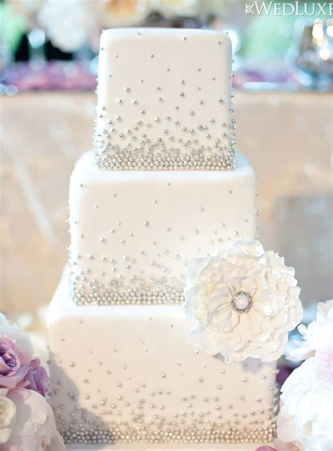 White Wedding Cake by White Wedding Cakes Archives Weddings Romantique