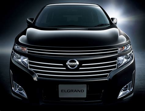 2011 nissan elgrand photos price features reviews