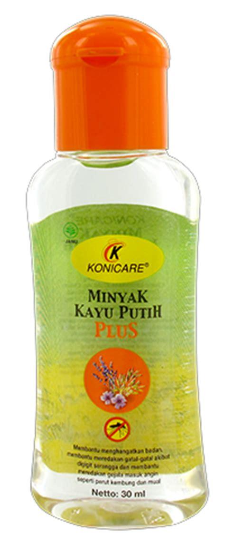Minyak Kayu Putih Ukuran 30 Ml konimex e store konicare minyak kayu putih plus 30 ml