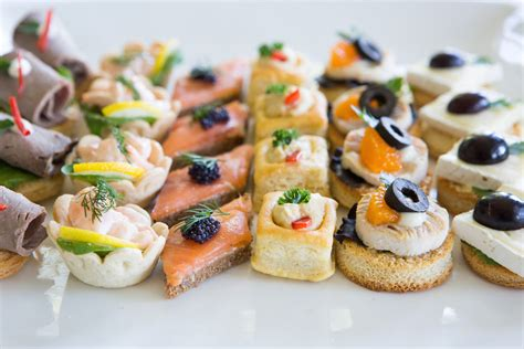 images of canapes word request things you eat or drink while