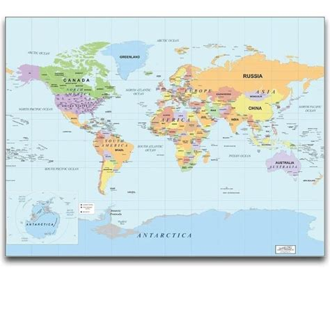 world city map poster 37 eye catching world map posters you should hang on your