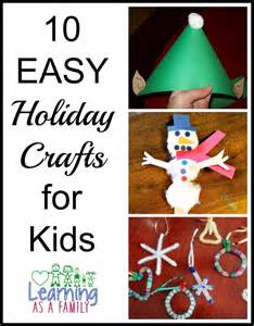 Fun Easy Holiday Crafts - collection easy holiday crafts pictures simple foam plate snowmen it s 25 fun and easy