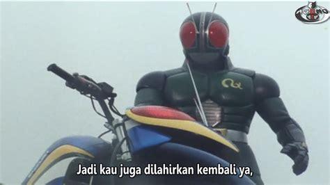 Dvd Kamen Rider Black Satria Baja Hitam 1988 Sub Indo satria baja hitam rx episode 2 bermandikan cahaya