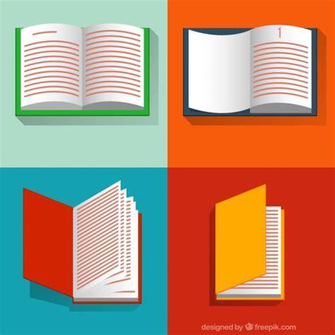 image gallery imagenes de libros abiertos colecci 243 n de libros abiertos descargar vectores gratis