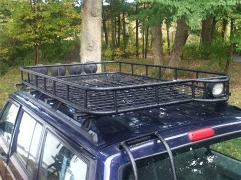 Jeep Roof Rack With Ladder by Sell Used 1998 Lifted Jeep Offroad Tires Custom