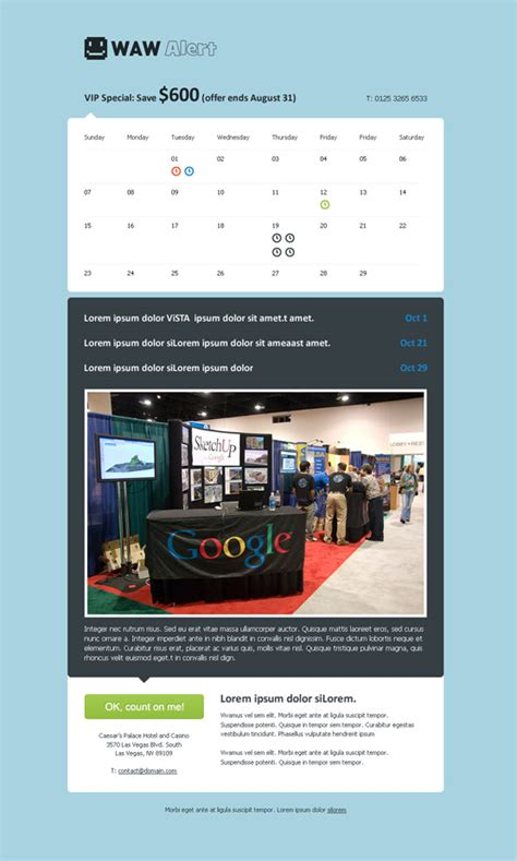 Event Calendar Template For Website by Event Theme Event Management Website Templates