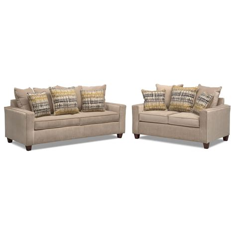 sleeper sofa and loveseat set bryden innerspring sleeper sofa and loveseat set