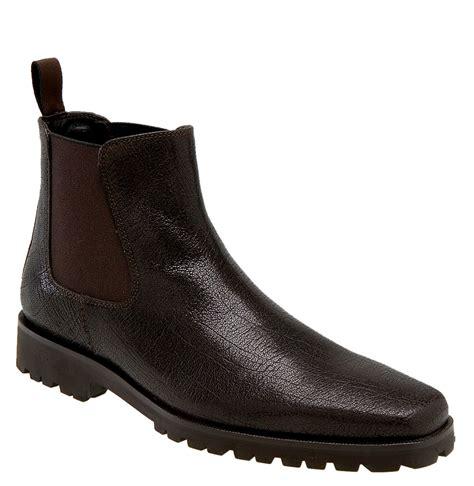 donald j pliner rigg ankle boot in black for espresso