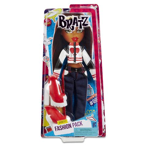 Fashion Pack bratz fashion pack sporty at mighty ape nz