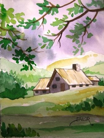 easy watercolor paintings showing 20 pics for easy