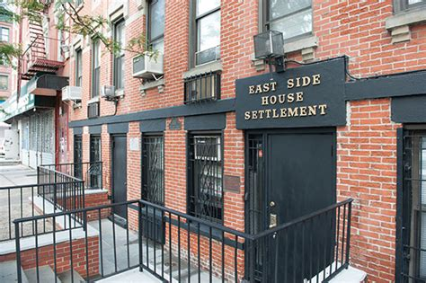East Side House Settlement by Magazine The Magazine Antiques