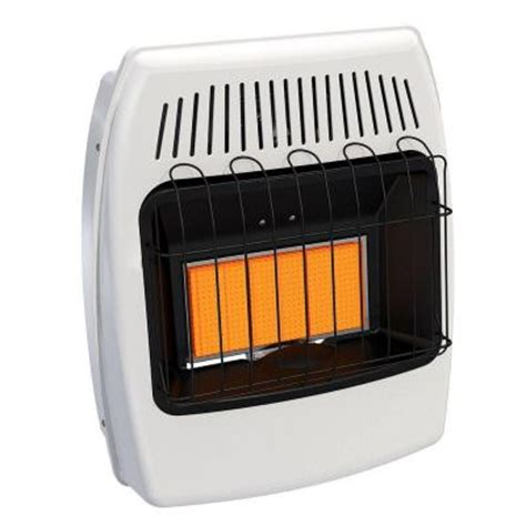 williams 18 000 btu hr infrared heater or propane