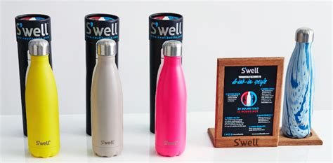S Well Bottle the s well bottle doesn t just keep your beverage at hand