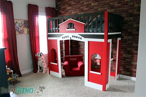 firehouse bunk bed 15 bedroom ideas for big baby gizmo
