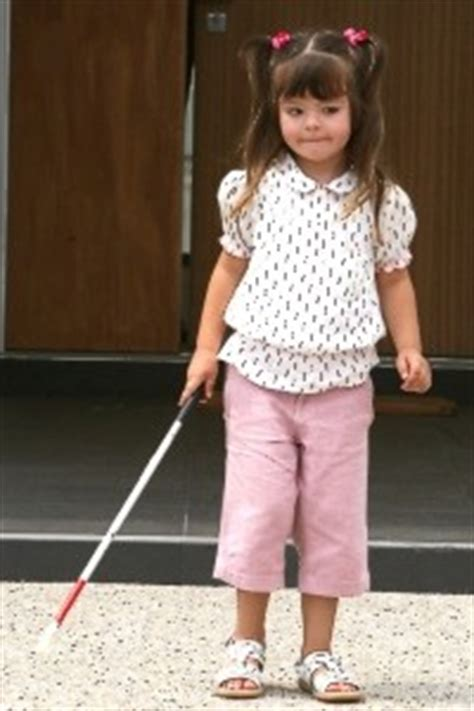 My Child Is Blind Will Help Provide A Person Who Is Blind Or Has Low Vision