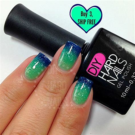 color changing shellac new quot paradise quot color changing gel by diy
