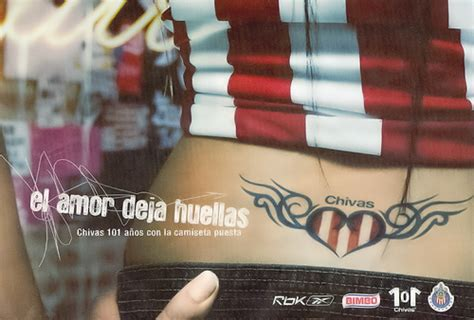 chivas tattoo chivas flickr photo