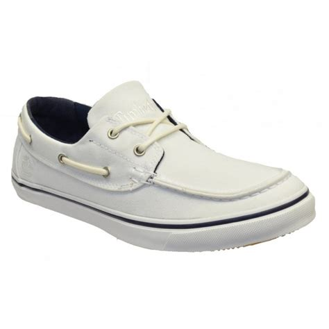 timberland ek ox newmarket canvas mens boat shoes all