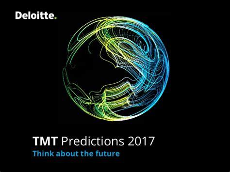 Tmt Predictions 2017 Deloitte Powerpoint Template 2017