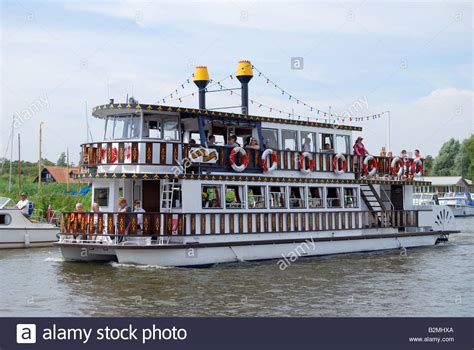 boats for sale horning southern comfort paddle steamer cruise boat on river bure
