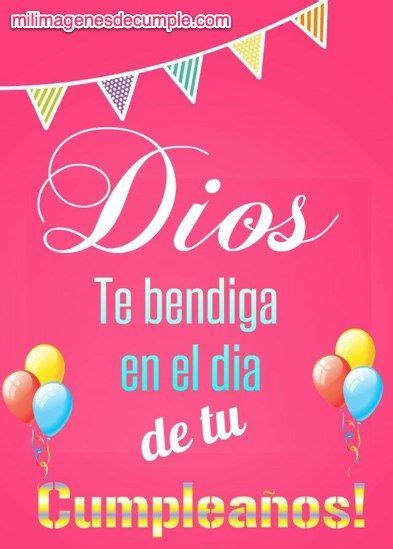 imagenes feliz cumpleaños que dios te bendiga imagenes de cumplea 241 os que dios te bendiga cumplea 209 os