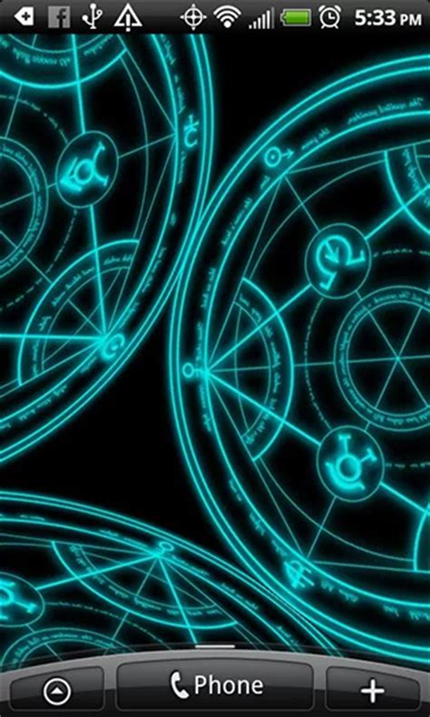 wallpaper android mob org transmutation live wallpaper for android transmutation
