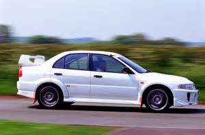 Mitsubishi History History Of The Mitsubishi Evo Picture Special Autocar